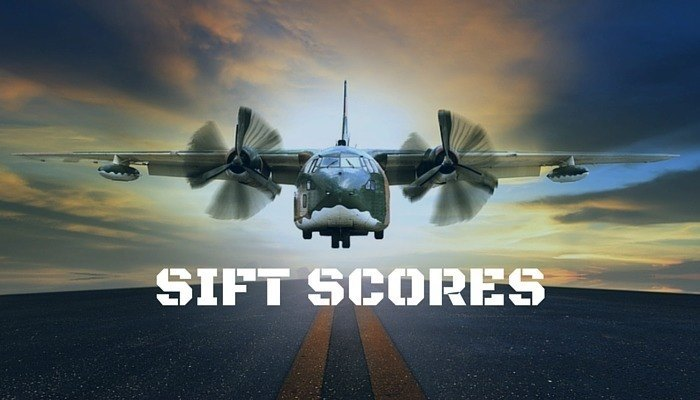 SIFT Scores, SIFT Test Scores