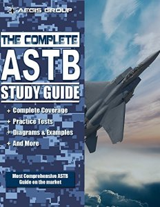 ASTB and ARCO study book | Air Warriors
