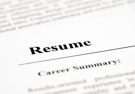 Jobs for Veterans: [resume-writing]