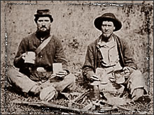 Billy Yank, Johnny Reb and a Cup of Joe — Real Coffee Was a Rarity for Civil War Soldiers