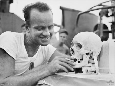 Allied Headhunters — Research Explains Origins of Wartime Trophy Taking