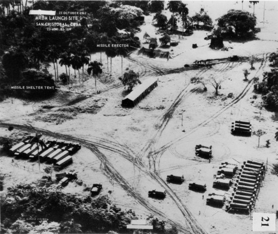 Article Reveals Three Amazing Secrets About Cuban Missile Crisis