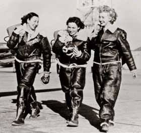 Bomber Girls — The Women Flyers of World War Two