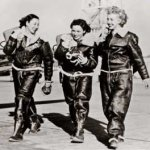 Bomber Girls — The Women Fliers of World War Two