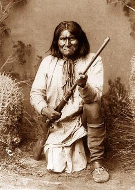 Geronimo's Apache — The Taliban of the Wild West?