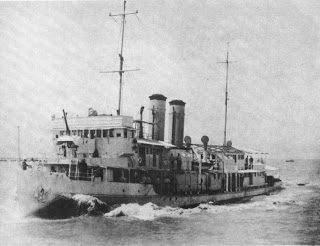 The USS Panay.