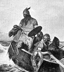 Bloody First Contact -- When Vikings Clashed with Natives in the New World