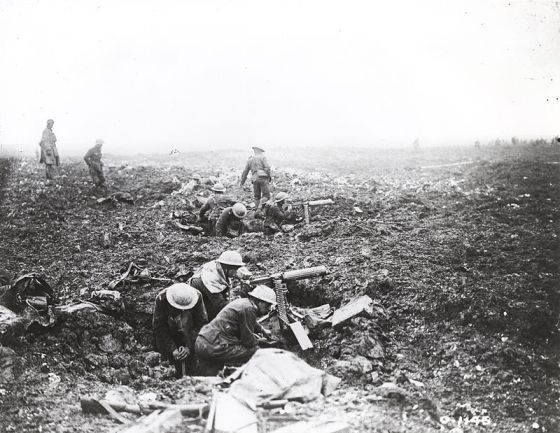 Rumours of War -- A Canadian historian has compiled a compendium of paranormal folktales and stories of the supernatural, as told by soldiers in he trenches of the First World War.