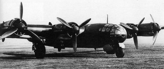 The massive Amerika Bomber program was rather tame compared to what the Third Reich had in store for the Allies.
