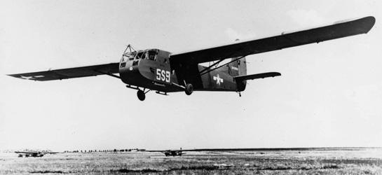 A CG-4 Waco.