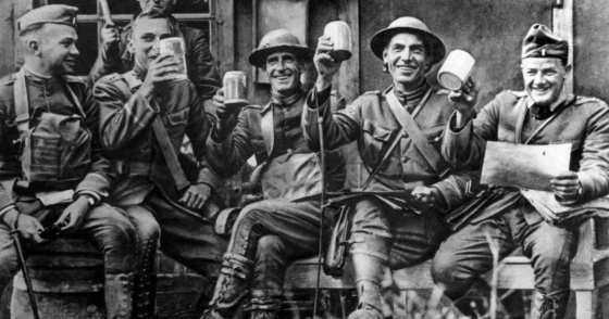 Pub Crawling — 10 of the Most Famous Watering Holes from Military History