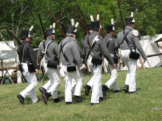 One Journalist Asks: Do Battle Reenactments Trivialize History?