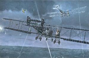 Operation Türkenkreuz – Remembering the Kaiser's 1917 'Blitz' on Great Britain