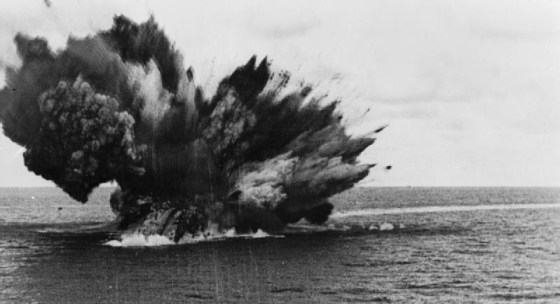HMS Barham was torpedoed, capsized and exploded in the Mediterranean on Nov. 25, 1941. More than 800 sailors were killed in the disaster. How did a Scottish medium know of the sinking before it was disclosed by the military?