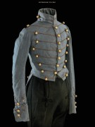 One of the 150 items featured in Smithsonian Civil War is a West Point tunic circa 1839 that belonged to a scrawny 17-year-old plebe named Ulysses Grant.