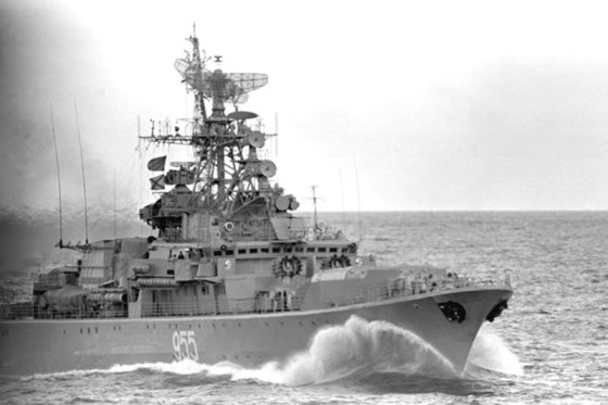 The crew of the Soviet warship Storozhevoy mutinied in 1975 under the direction of the vessels communist zealot political officer. The Politburo painted the mutiny as a defection attempt