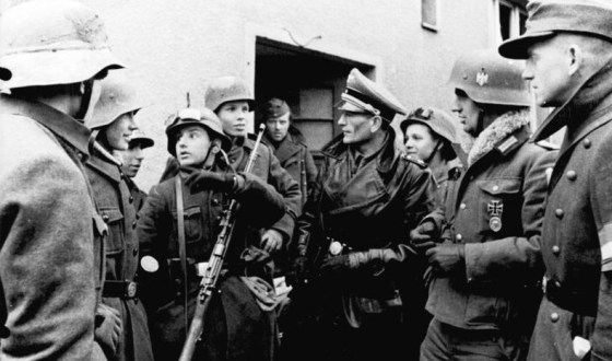 As Allied armies poured into Germany, the Third Reich hoped to borrow a trick or two from enemy partisans and launch a pro-Nazi guerrilla movement hand-picked from from the ranks of its own armies.