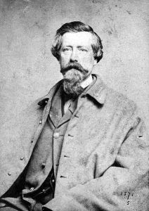 Thomas Courtenay, Confederate spy and inventor of the coal torpedo.