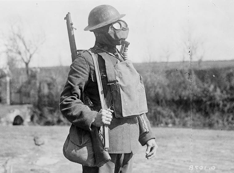 Slow Burn -- 11 Terrifying Facts About Mustard Gas
