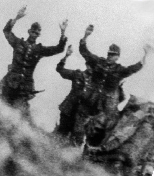 Image result for The Netherlands surrendered to Nazi Germany after just 5 days