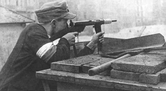 The Polish underground established its own domestic arms industry during the Second World War that produced more than just Molotov cocktails.