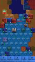 Conflict: A turn-based war game series for the Android.