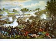 The First Battle of Bull Run.