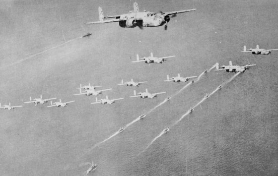 A naval and air bombardment of the occupied Channel Islands was ruled out for what was seen as excessive loss of civilian life.