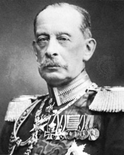 Von Schlieffen: The man with the plan.