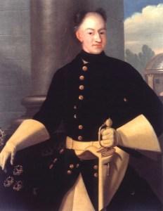 Charles XII of Sweden.