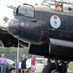 VIDEO — MHN On Hand as Canadian Lancaster Leaves for UK Tour