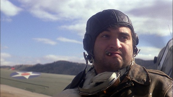 John Belushi in the film 1941.