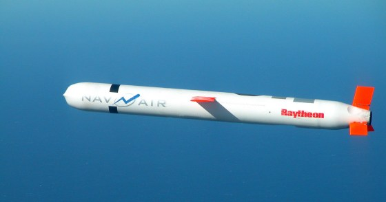 The Tomahawk cruise missile was first used in combat in 1991. More than 2,000 have been fired since.