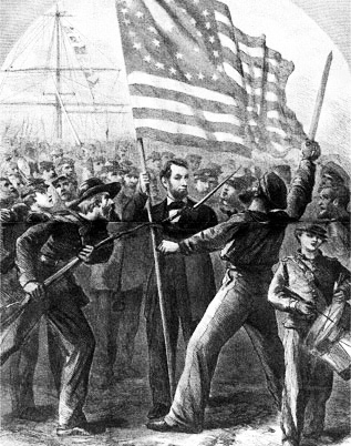 Abraham Lincoln – President, Emancipator… and Tyrant?