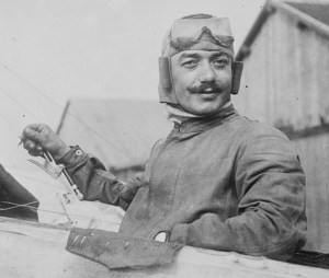 No one even knew what a flying ace was before Adolphe Pégoud. He was the first combat pilot to bring down five enemy aircraft.