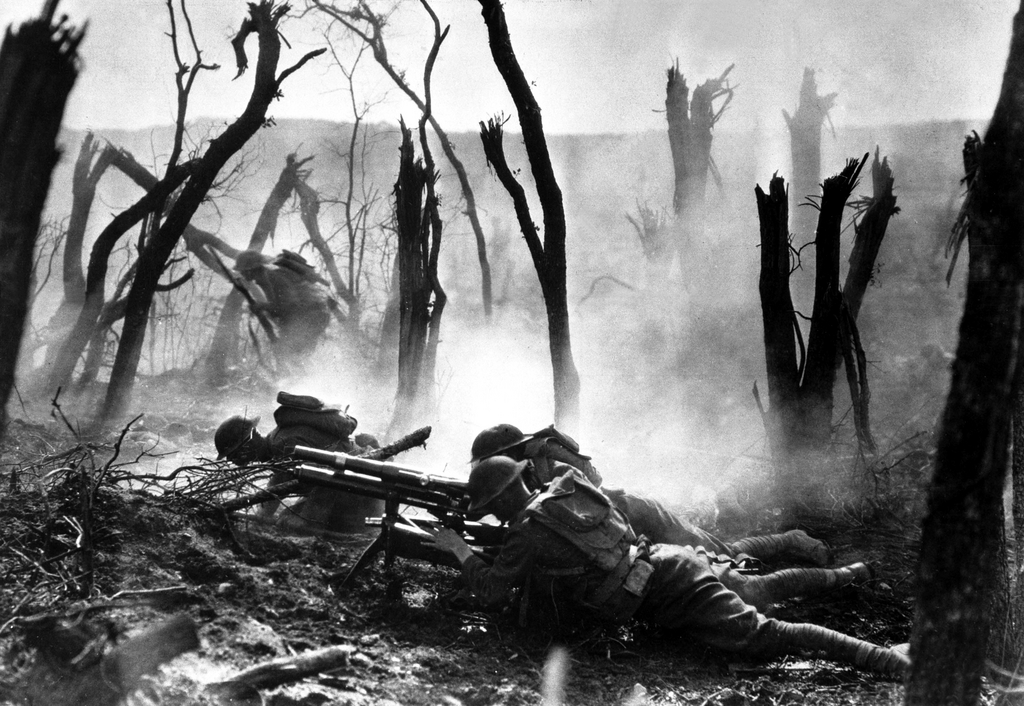 Victory in 240 Seconds -- How the 'Four-Minute Men' Sold World War One to the American People