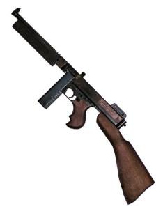 A Model 1928A1 Thompson