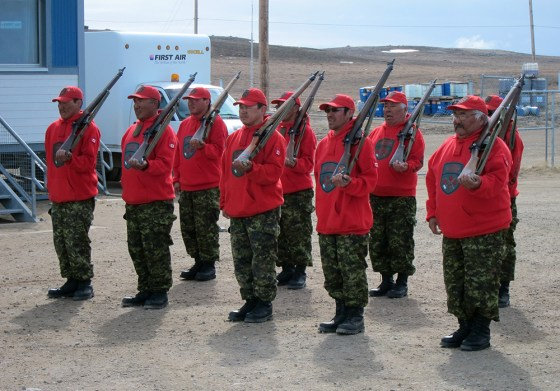 When the Canadian Rangers patrol the remote Arctic tundra, they'e long done so with the .303 Lee-Enfield rifle. But soon the historic weapons will finally be phased out.
