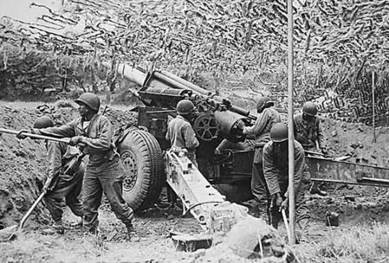 The American-made M114 155-mm howitzer first saw action in 1942 and continued to serve through Korea and Vietnam. The gun was widely exported to U.S. allies and still remains in use in Pakistan, Canada, the Netherlands, France, Taiwan, South Korean, Philippines and Brazil. (Image source: Wikimedia Commons)