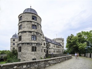 Wewelsburg Castle was a hotbed of Nazi research into ancient mysticism. (Image source: WikiCommons