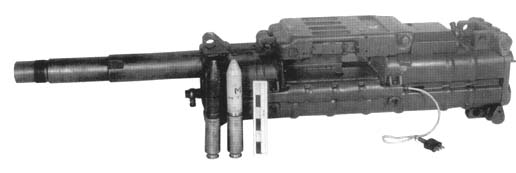 Allied pilots said the Mk 108 sounded like a jackhammer. (Image source: WikiCommons)