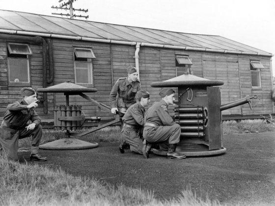 A Smith Gun crew.
