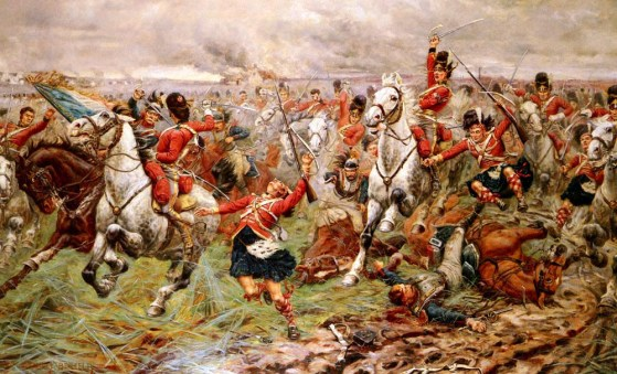 Waterloo in Real-Time – MHN to Stream Virtual Reenactment of Famous Battle Online