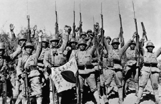 In 1938, Chinese nationalists tried to cleanse their homeland of the hated Japanese... literally. (Image source: WikiCommons)