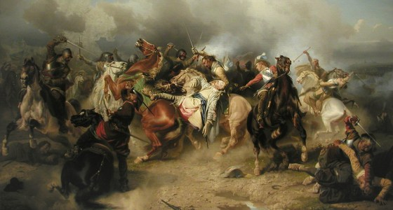 The Thirty Years War is the subject of a new turn based strategy game. (Image source: WikiCommons)