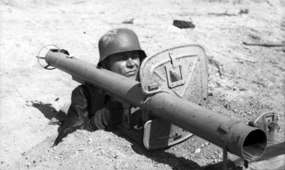 Panzerschreck — Five Amazing Facts About the German Bazooka