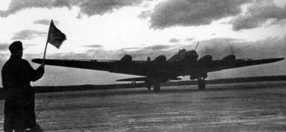 It wasn't just the British and American air forces that bombed the German capital; Soviet heavies took the fight to Hitler's doorstep too. (image source: WikiCommons)