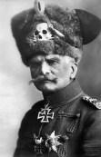 Killer hat! Anton Ludwig August von Mackensen in his famous Death's Head Hussar uniform. (Image source: WikiCommons)