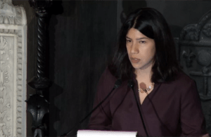 WATCH NOW - Harvard's Maya Jasanoff talks about Tories of the Revolution at Washington D.C.'s Society of the Cincinnati's annual George Rogers Clark Lecture. Click here to watch the lecture.