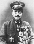 Hideki Tojo, commander of the Imperial Japanese Army and prime minister. (Image source: WikiCommons)